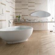 Kraft Fliesen GmbH   Mit Stil das Alter meistern - Rutschhemmende Keramikfliesen geben in zahlreichen Formaten Sicherheit
