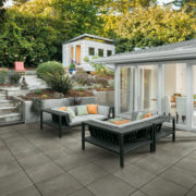 Kraft Fliesen GmbH   Ein Belag, der alles mitmacht - Keramische Terrassenplatten sind ideal für jede Fläche im Außenbereich