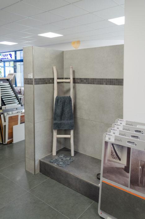 Kraft Fliesen GmbH | Ausstellungsraum 14