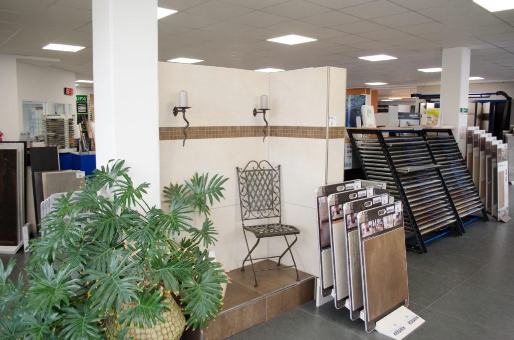 Kraft Fliesen GmbH | Ausstellungsraum 32