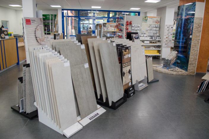 Kraft Fliesen GmbH | Ausstellungsraum 17