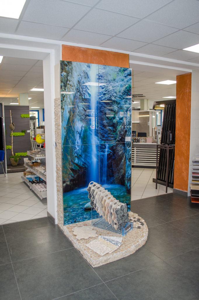 Kraft Fliesen GmbH | Ausstellungsraum 16