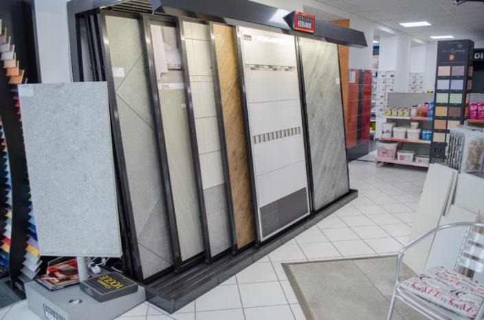 Kraft Fliesen GmbH | Ausstellungsraum 33
