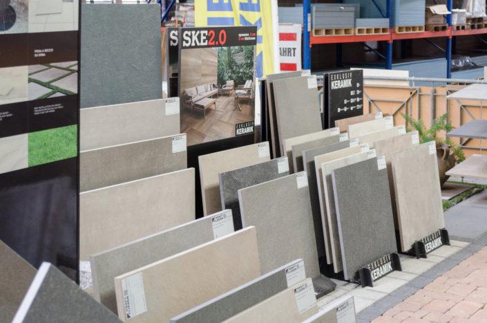 Kraft Fliesen GmbH | Ausstellungsraum 19