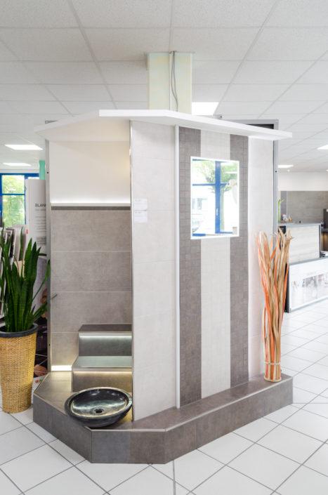 Kraft Fliesen GmbH | Ausstellungsraum 20