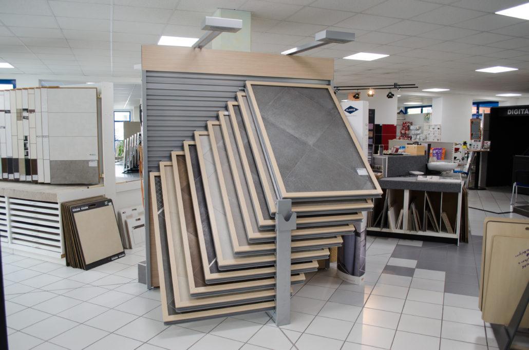 Kraft Fliesen GmbH | Ausstellungsraum 21