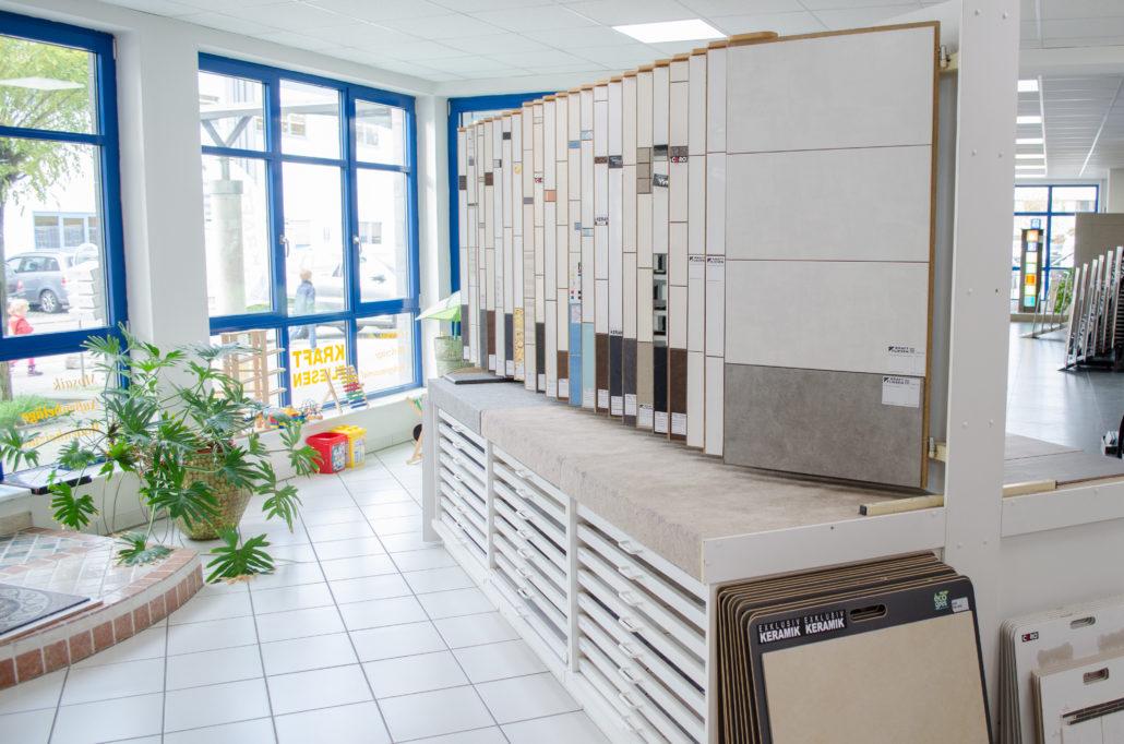 Kraft Fliesen GmbH | Ausstellungsraum 26