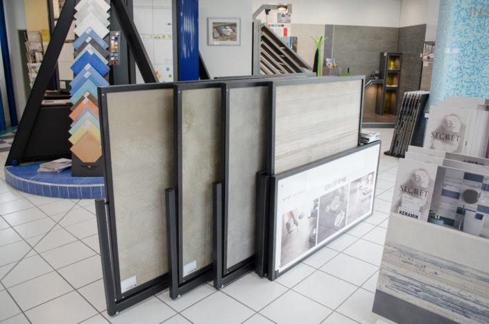 Kraft Fliesen GmbH | Ausstellungsraum 25