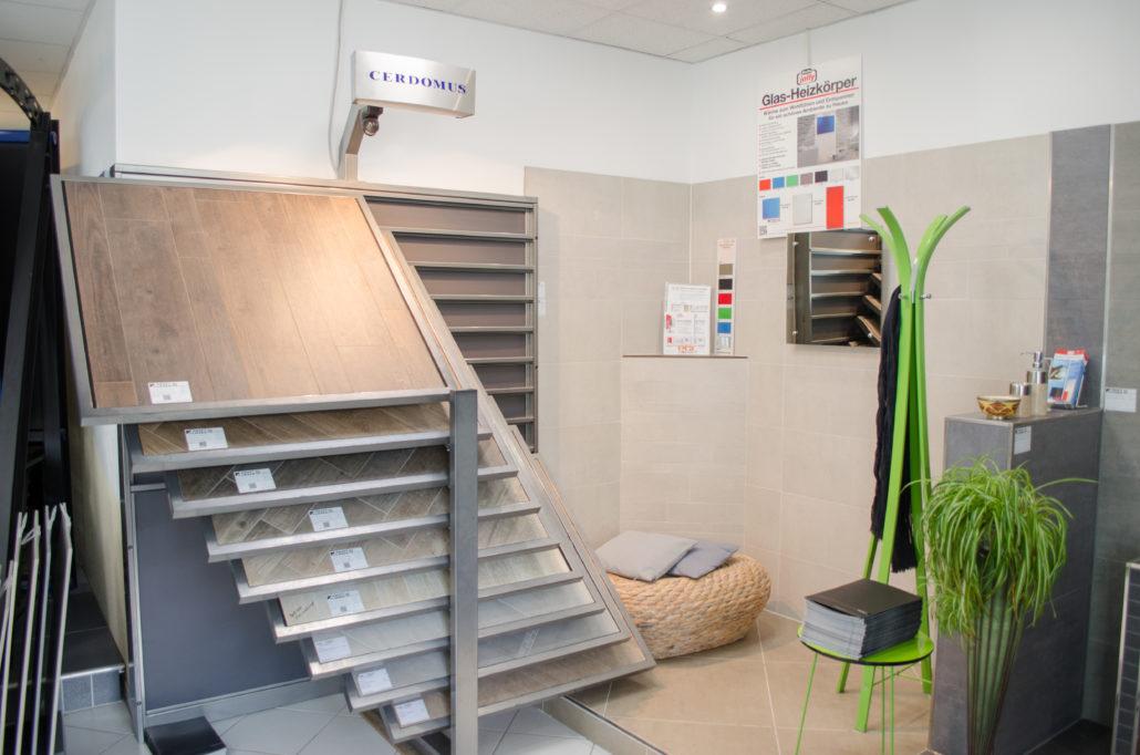 Kraft Fliesen GmbH | Ausstellungsraum 22