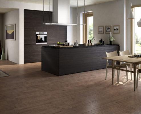 Kraft Fliesen GmbH | Aus klein wird groß - Wie großformatige Keramikfliesen Räume größer wirken lassen