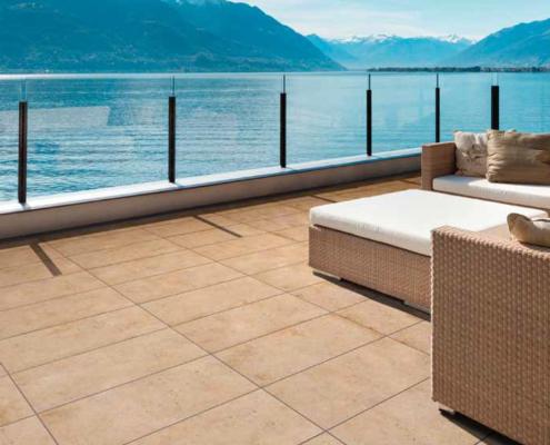 Kraft Fliesen GmbH | Balkon- & Terrassenplatten 2