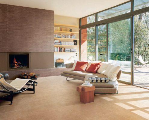 Kraft Fliesen GmbH | Allergikerfreundlich - Ein keramischer Bodenbelag hält die Wohnung staub- und pollenfrei