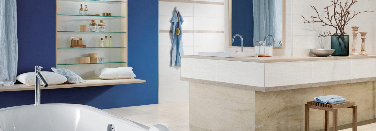 Kraft Fliesen GmbH | Hindernisse aus dem Weg schaffen - Altersgerechte Schönheitskur: rutschhemmende Fliesen für das Bad