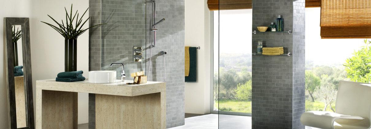 Kraft Fliesen GmbH | Wärme, die von unten kommt - Wohngesunde Fliesen legen sich elegant über Fußbodenheizungen